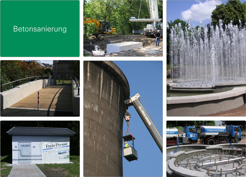 collage betonsanierung neu web